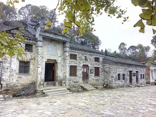 西河古村落